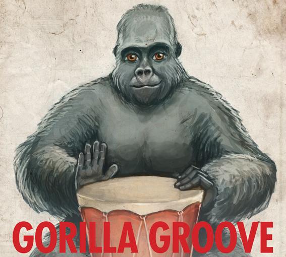 Gorilla-Groove Percussion Show